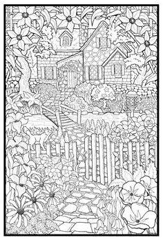 5 Best Images of Printable Coloring Posters - Printable Adult Coloring Pages, Printable Doodle Art Coloring Pages Adult and Free Printable Doodle Art Coloring Pages Coloring Pages For Grown Ups, Adult Coloring Book Pages, Printable Adult Coloring Pages, Free Coloring Pages, Garden Coloring Pages, House Colouring Pages, Doodle Coloring, Mandala Coloring, Coloring Sheets