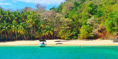 Beach Day - Boquete island trip, gulf of chiriqui national marine park, bouquet, panama, boca chica, boca brava