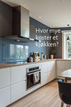 Nordic Kitchen, Kitchenette, Decoration, Kitchens, Sweet Home, Kitchen Cabinets, Bathroom, Design, Home Decor