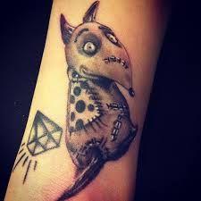 tim burton tattoo - Buscar con Google