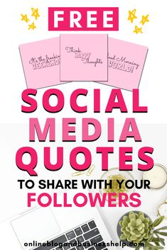 2 Weeks Worth of Free Social Media Images Social Media Quotes, Social Media Images, Social Media Tips, Online Marketing, Social Media Marketing, Facebook Followers, Facebook Instagram, Business Tips, Free Images