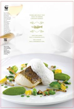#WWF - There are Only Two Ways to Order Chilean Seabass. One Declares you a Cognoscente, The Other Will Embarrass You.