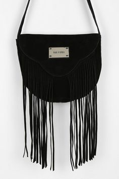 The Fates By Stolen Girlfriends Club Suede Fringe Bag #urbanoutfitters