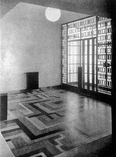 Robert Mallet Stevens, Paris Arrondissement, Deco, Opera, Interior Design, Screens, Architects, Flooring, Inspiration
