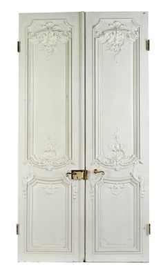 Buy online, view images and see past prices for (2) Early 20th c. paint decorated French Rococo doors. Invaluable is the world's largest marketplace for art, antiques, and collectibles.