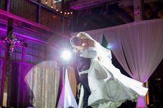 Romantic First Dance.