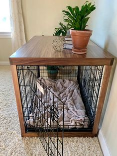Excellent Free Pet Crate Kennel Cover & Surround Concepts The usage of a dog kennel is definitely an important point of argument in the dog's attitude and a