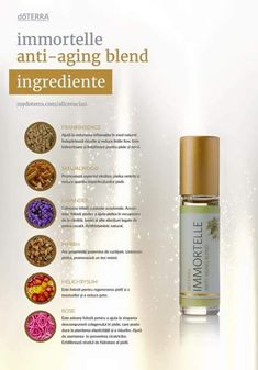Helichrysum Essential Oil Uses, Essential Oils 101, Essential Oil Blends, Zendocrine Doterra, Doterra Oils, Roller Bottle Recipes, Organic Homemade, Rose Oil, Natural Oils
