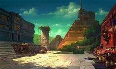 ArtStation - El Dorado 1, Nathan Fowkes