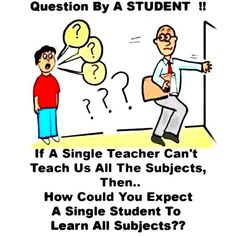 why did I never ask my teacher this!?