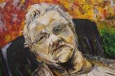 Akryl - Portret mamy Modern Art, Painting, Paintings, Contemporary Art, Draw, Drawings