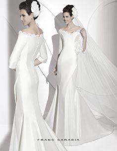 Franc Sarabia 2011 Wedding Dress Collection3 Brautkleider Online Shop 9f59129c2