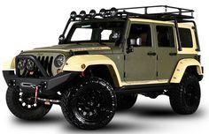 Starwood Custom Jeep Wranglers  got 4 x 4