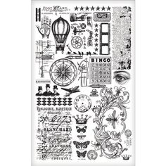 Designer Tim Holtz has teamed up with #Advantus to offer his Idea-ology line of unique paper craft embellishments, papers and #tools with a vintage appeal. Whethe...