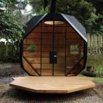Tiny Geo Pod Cabin