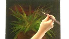 Snídaně s Novou - malování na mokré plátno - olejomalba - YouTube
