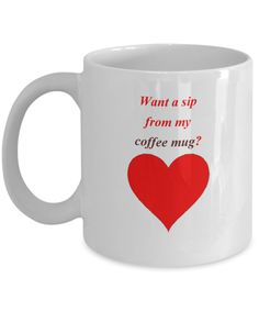 If you are still looking for a nice little present for Valentine´s Day you can get this romantic mug here: 	 https://www.gearbubble.com/gbstore/happyvalentine
