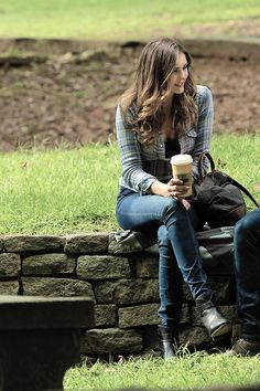 "Elena Gilbert 6x07 ""Do You Remember The First Time?"" Stills. Nina dobrev"