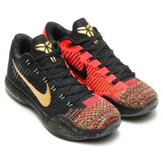 Nike Kobe 10 Elite Low Xmas 802560 076  f28689e1cdf6