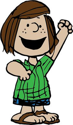 Peppermint Patty | The Craft Chop  peanuts  free svg  cricut and silhouette