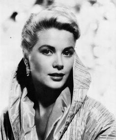 Grace Kelly captivated people with her beauty and grace.