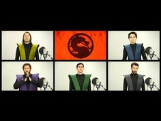 This A Capella Version Of The Mortal Kombat Theme Will Make You Want To Test Your Might - It's All The RageIt's All The Rage