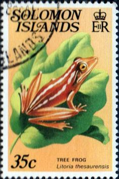 1979 Solomon Islands Reptiles SG 399A Fine Used SG 399A Scott 408 Other British Commonwealth Empire and Colonial stamps Here