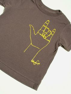 I love you in sign language! I want this soo much!
