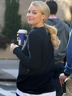 Margot Robbie nouvelle petite amie de Leonardo DiCaprio - grazia - Grazia