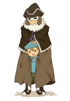 Luke and Descole