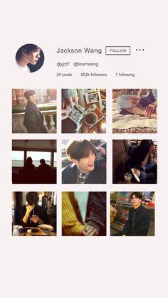 Youngjae, Bambam, Kim Yugyeom, Mark Jackson, Got7 Jackson, Jackson Wang, Jinyoung, Got 7 Wallpaper, Got7 Instagram