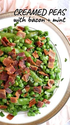 Easter Side Dishes, Best Side Dishes, Veggie Side Dishes, Vegetable Sides, Side Dish Recipes, Bacon Recipes, Appetizer Recipes, Salad Recipes, Cooking Recipes