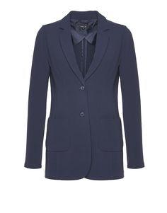 Boyfriendblazer Janni ST blau online bestellen   OPUS Online Shop