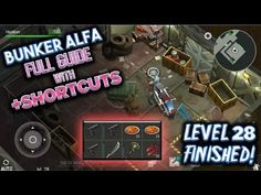 Bunker alfa Full Guide finished level 28 - Last day on Earth Survival Gameplay - Bug6d Last day on Earth Survival Gameplay Bunker alfa Full Guide Bunker a finished by level 28 Last Day On Earth Survival by Kefir PEGI 16 Kill walking dead zombies and survive in this post apocalyptic world mmorpg! Last Day on Earth is a FREE MMORPG zombie shooter survival and strategy game where all survivors are driven by one target: stay alive and survive as long as you can and shoot walking dead zombies…
