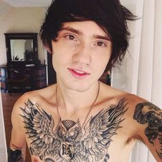 Denis Stoff - oh my god he's so beautiful