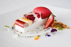 Relais  Chateaux - Restaurant Sant Pau SPAIN #relaischateaux #dessert #gourmet