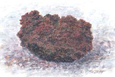 Minimax.cz - umělecký server pro všechny autory - KAMÍNEK Z VESUVU Volcanoes, Watercolor Landscape, Painters, Trees, Drawings, Lava, Plants, Tree Structure, Volcano