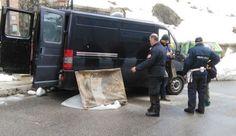 Torino - polizia municipale: recuperate opere d'arte ad Arquata Del Tronto