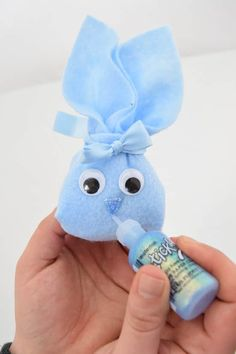 How to make a felt bunny tutorial