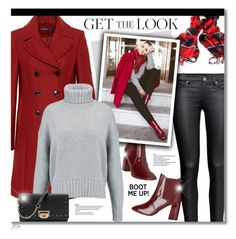 """""""Get the Look: Chelsea Boots"""" by jgee67 ❤ liked on Polyvore featuring Hallhuber, H&M, New Look, MICHAEL Michael Kors, White House Black Market, polyvoreblogger, polyvoreeditorial and chelseaboots"""