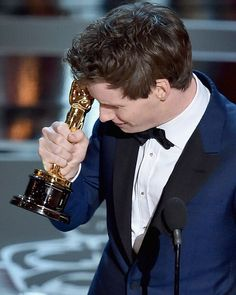Eddie Redmayne, Best Actor (The Theory of Everything), 2015