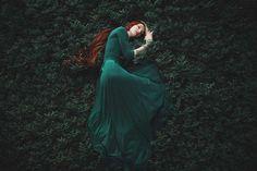 Beauty Portraits by Sergei Riaboff #inspiration #photography