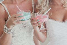 Modern Pastels | Veronique Photography #wedding #pastels