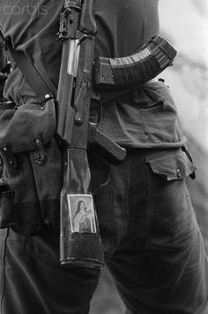 During the Lebanese civil war