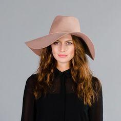 preston and olivia floppy hat