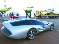 Aerodynamically made cars are designed to reduce energy waste and drag. It works best for racing cars.