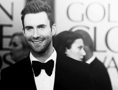 Adam Levine....he cleans up well :)
