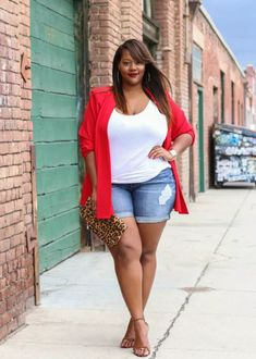 27 Stylish Plus Size Outfits to Wear This Summer Latest Cost-Free Business Outfit plus size Thoughts, Fashion For Fifty Year Olds Casual Summer Outfits For Women, Outfits Casual, Curvy Girl Outfits, Outfits For Teens, Summer Wear For Women, Winter Outfits, Grunge Outfits, Plus Size Summer Fashion, Plus Size Summer Outfit