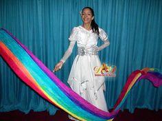 Vestuario de Danza Cristiana / Praise Dance Costume. Bienvenidos a la Página en Pinterest del Ministerio Demos con las Danzas / Venezuela / Únete también en Facebook, Twitter, YouTube, Instagram, Google + #danzacristiana #praisedance #worhipdance #praisedresses