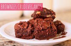 ¡Amarás esta receta de brownies crudiveganos! - IMujer
